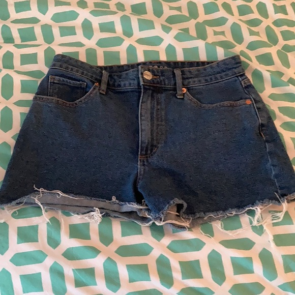 wild fable jean shorts size 6